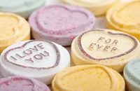Image of Love Heart sweets