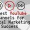 Youtube Channels for Digital Marketing
