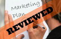 Image of a marketing plan