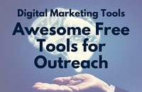free digital marketing tools for outreach