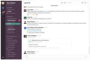 free project management tools Teamwork Slack