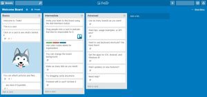 free project management tools Teamwork Trello