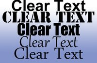 text examples