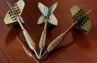 Image of darts