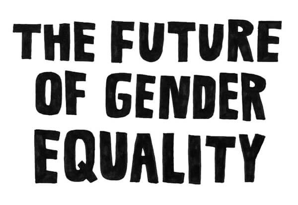 The Future of Gender Equality logo