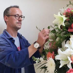 Matt Gunn of Gunns Florist