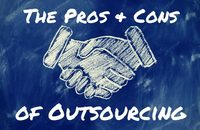 To outsource or not outsource - that is the question. Join us as we discuss the advantages and disadvantages of seeking external professional help.