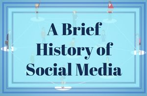 Join us as we trek down social media memory lane, exploring the technology and platforms that made the internet the social place it is today.