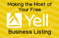 So you've claimed your free Yell listing and a few reviews have come rolling in. So, what happens next? How do you maximise your profile's full marketing potential? Well, there are 5 steps you can take to make the most of your listing - and they're all totally free! Let's check them out...