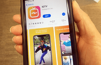 IGTV Instagram TV app