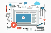 The web may seem totally saturated with video content, but surprisingly it's still a growing medium. Why? Possibly because of the great exposure it can provide to businesses of all kinds! Let's take a look at 5 ways video gets more eyeballs on your brand.