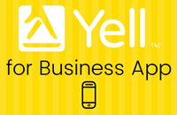 Try out the Yell for Business App today!