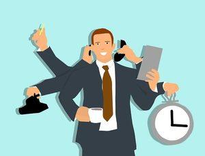 marketing multi tasking