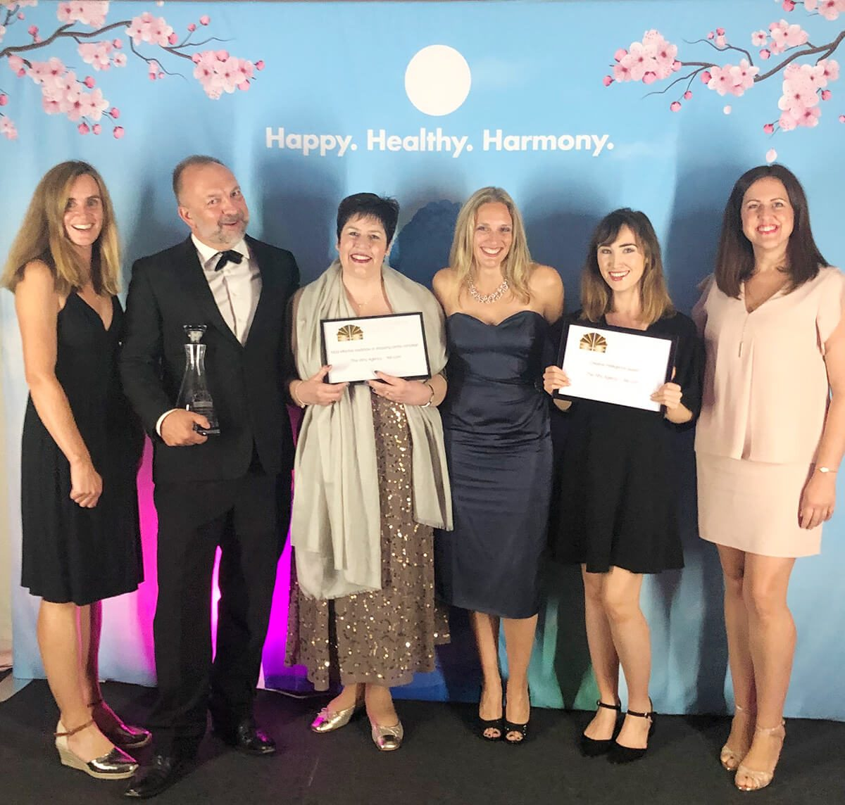 Image of Yell & The Why Agency at FMBE Awards 2019
