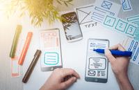 A designer planning app releases