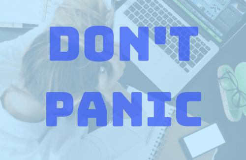 Dry Spell Don't Panic