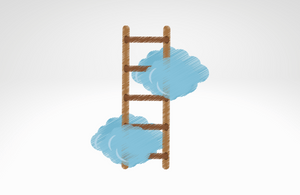 Ladder to new ideas