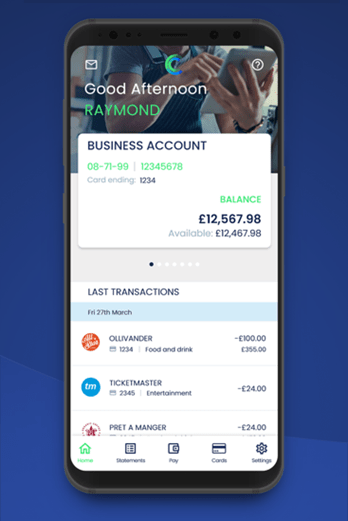 cashplus - open a business current account in minutes