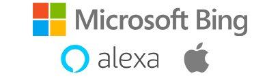 Yell.com - Partners - Apple, Alexa, Bing