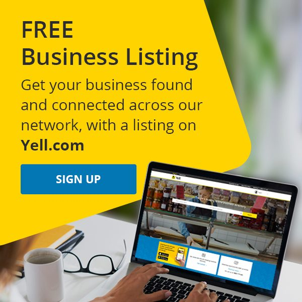 free business listing banner square