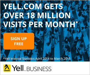 Sign up for your free Yell.com business listing