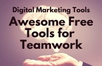Free Digital Marketing Tools Teamwork