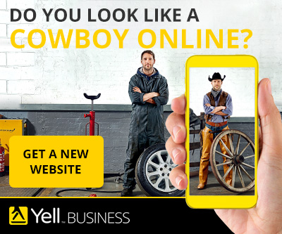 Make sure you don't make a bad impression with an eye-catching mobile friendly website from Yell