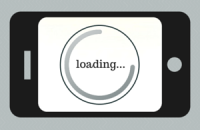 Loading website