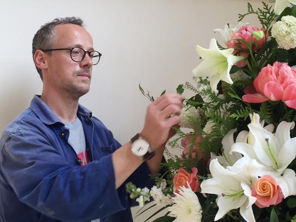 Matt Gunn, Gunns Florist