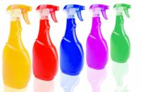 image of cleaning products
