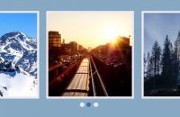 Instagram slide frame posts